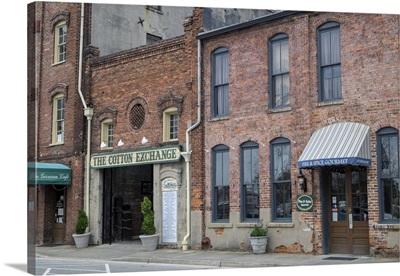 North Carolina, Wilmington, The Cotton Exchange
