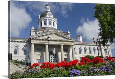 Ontario, Canada, Kingston. Kingston City Hall