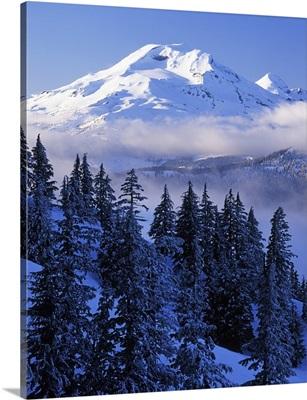 Oregon, Deschutes National Forest, South Sister
