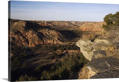 Palo Duro Canyon, Palo Duro Canyon State Park, Canyon, Panhandle, Texas
