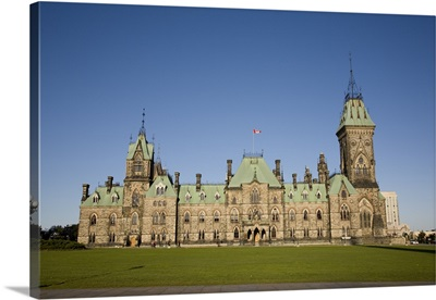 Parliment Building in Ottawa, Ontario, Canada