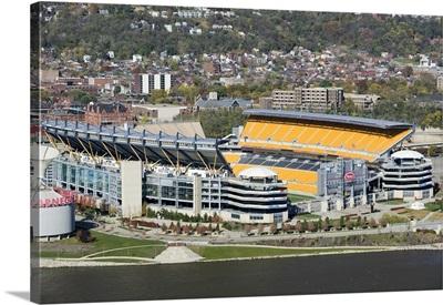 Pennsylvania, Pittsburgh, Heinz Stadium, Late Afternoon