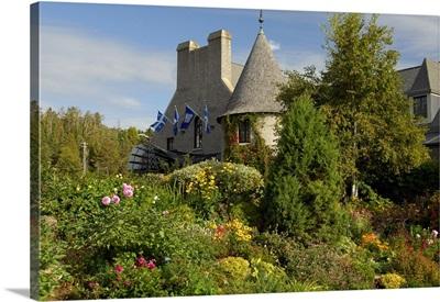Quebec, Pointe-au-Pic, hotel Fairmont Le Manoir Richelieu, Casino Charlevoix