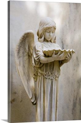 Statuary in Bonaventure Cemetery, Savannah, Georgia