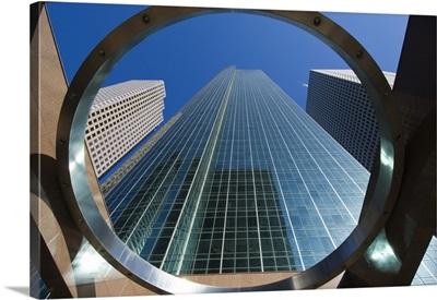 Texas, Houston, Skyscraper