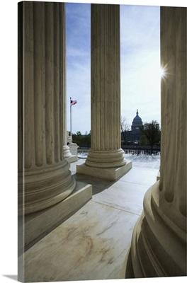 Washington, D.C. The Capitol Building