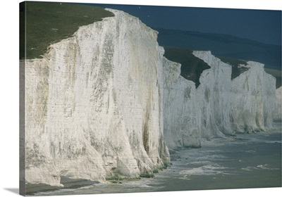 White Cliffs Of Dover, Seven Sisters, Beachy Head, East Sussex