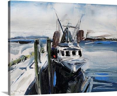 Fishing Boat, Beaufort, NC