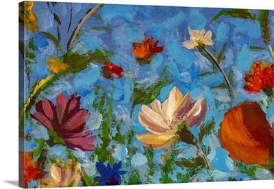 Impressionist Florals