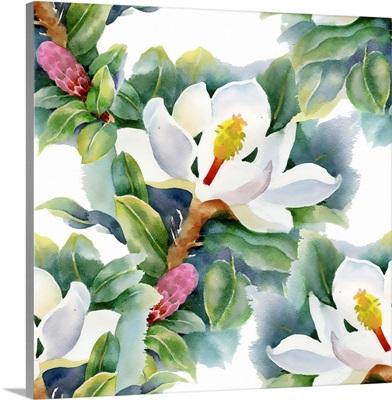 Magnolias Pattern
