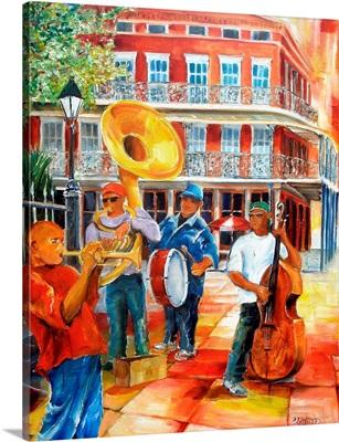 Jackson Square Brass Band