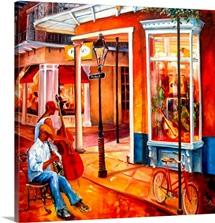 Jazz on Royal Street