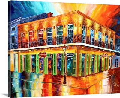 New Orleans' Bourbon Bandstand