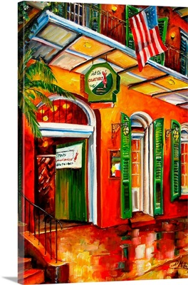 Pat O'Brien's on Bourbon Street