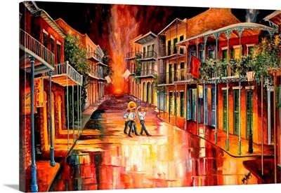 Royal Street Serenade