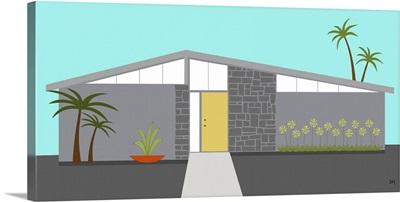 Mid Century Modern House 2
