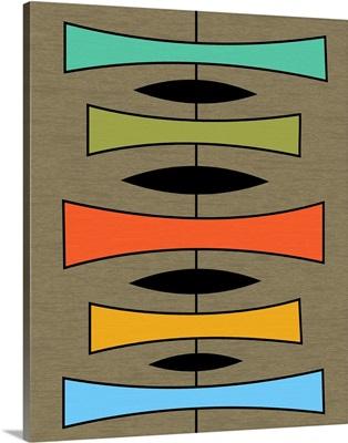 Trapezoids 2 on Brown