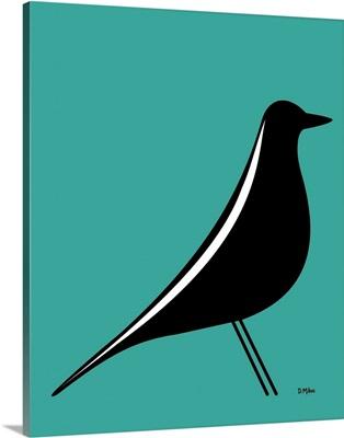Vitra Bird Teal