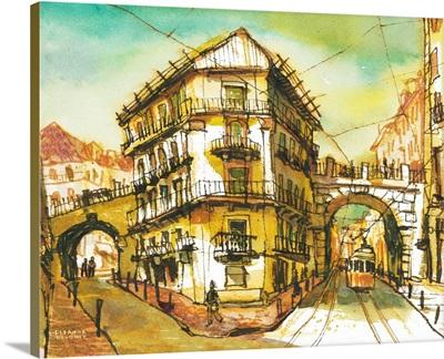 Cais Do Sodre - Lisbon, Portugal
