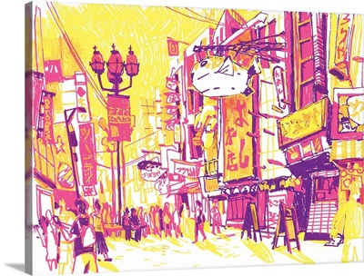Dotonburi - Osaka, Japan