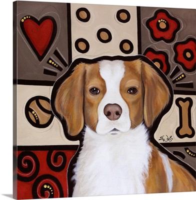 Brittany Pop Art