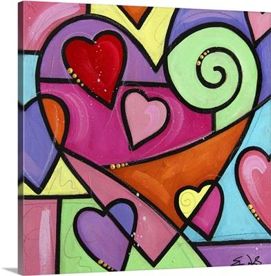Colourful Love I
