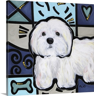 Havanese Pop Art