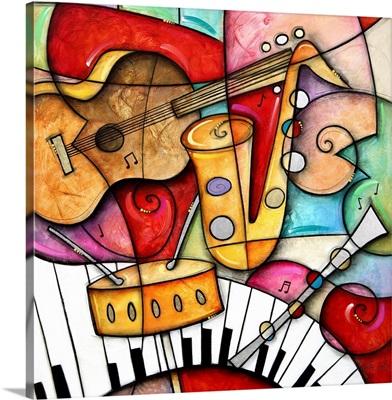 Jazz Makers I (Sax)