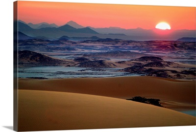 Africa, Egypt,Gilf Kebir plateau