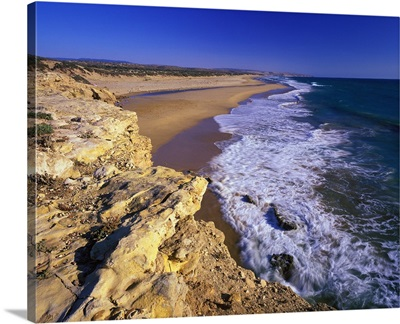 Africa, Morocco, Azrou beach