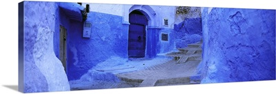 Africa, Morocco, Rif Mountains, Chefchaouen village