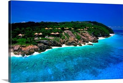 Africa, Seychelles, Fregate island