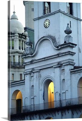 Argentina, Buenos Aires, Plaza de Mayo, Clock tower