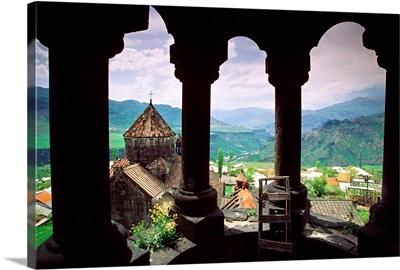 Armenia, Lorri, Haghpat Monastery