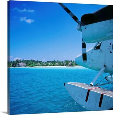 Asia, Maldives, South Nilandhoo Atoll, Velavaru Tourist Resort
