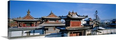 Asia, Mongolia, Central Mongolia, Tov, Ulaanbaatar, Ulan Bator, Choijin Lama monastery