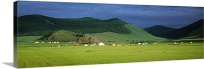 Asia, Mongolia, South Khangai, Orkhon Valley