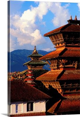 Asia, Nepal, Kathmandu, Durbar Square