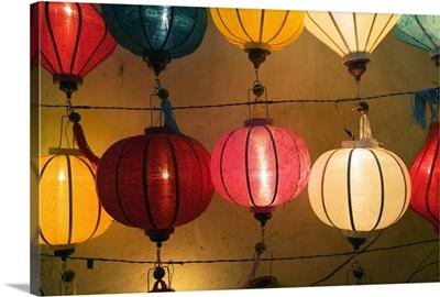 Asia, Vietnam, Hoi An, Lanterns for sale