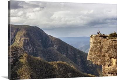 Australia, New South Wales, Kanangra-Boyd National Park, Kanangra Walls