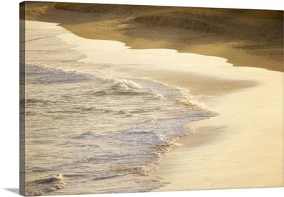 Australia, New South Wales, Port Macquarie, The beach near the lighthouse