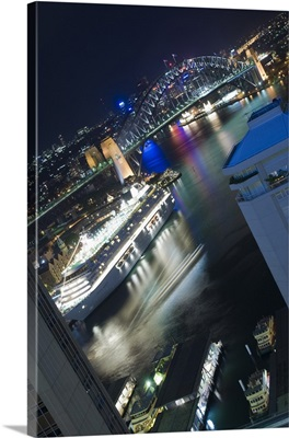 Australia, New South Wales, Sydney, Sydney Harbour Bridge, Oceania