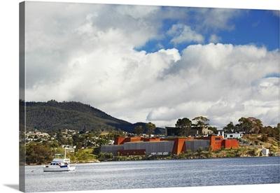 Australia, Tasmania, Hobart, The Museum of Old and New Art or MONA