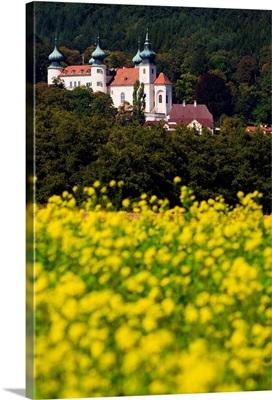 Austria, Lower Austria, Wachau, Artstetten castle