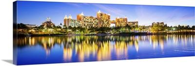 Bahamas, Paradise island, Caribbean, Atlantis Resort, Royal Towers