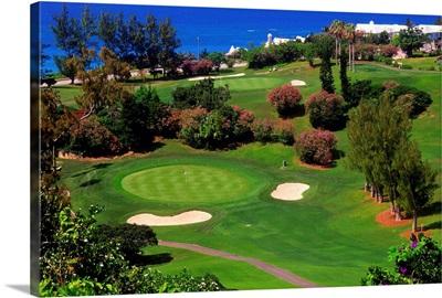 Bermuda, Fairmont Southampton Golf Club