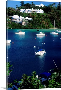 Bermuda Saint George S Parish Tuckers Town Bay Wall Art