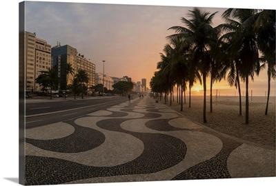 Brazil, Rio de Janeiro, Copacabana