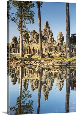 Cambodia, Siemreab, Angkor, The Bayan Temple