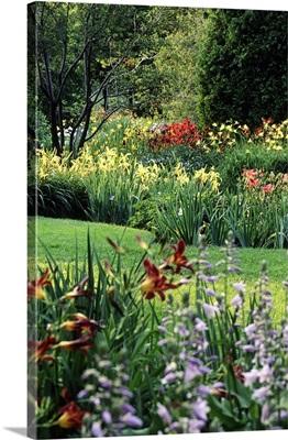 Canada, Quebec, Montreal, Botanical garden